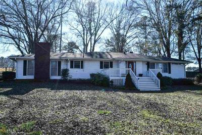 Cartersville Single Family Home For Sale: 235 Sugar Valley Rd