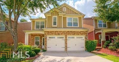 Milton Single Family Home For Sale: 3320 Archgate Ct #Phase 1