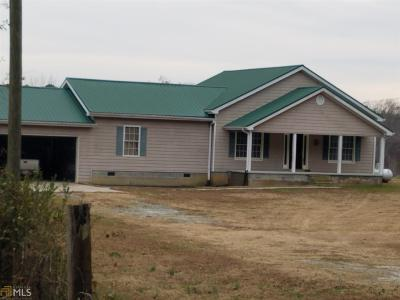 Griffin Single Family Home New: 303 Fox Rd