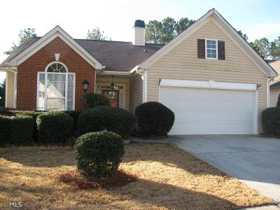 Stockbridge Single Family Home Under Contract: 414 Avian Forest Dr