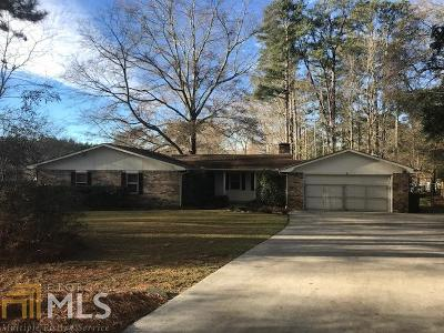 Griffin Single Family Home New: 234 Leslie Ln
