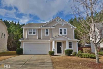 Lithia Springs Single Family Home For Sale: 2100 Valley Creek Dr