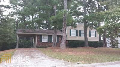Ellenwood Single Family Home For Sale: 5776 Cobbrook Dr