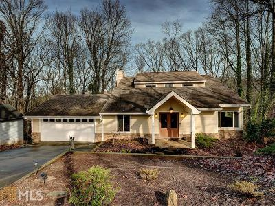 Roswell Single Family Home New: 1770 Branch Valley Dr
