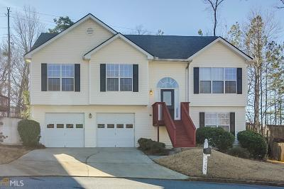 Kennesaw Single Family Home Under Contract: 3365 Vernon Cmns
