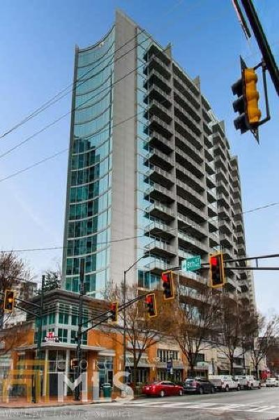 Plaza Midtown Condo/Townhouse For Sale: 44 W Peachtree