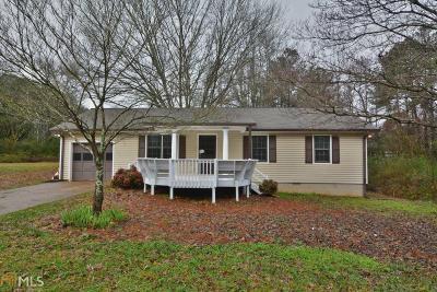 Dallas Single Family Home For Sale: 2338 Villa Rica Hwy