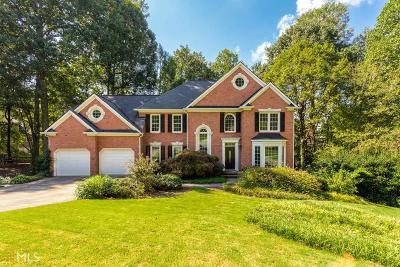 Acworth Single Family Home For Sale: 2335 Fripp Overlook