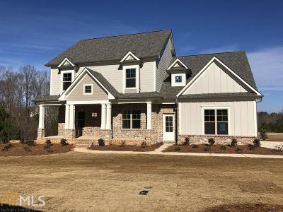 Braselton Single Family Home New: 4031 Silverstone Dr