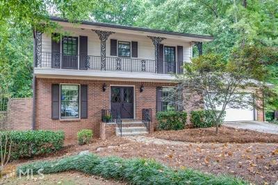 Atlanta Single Family Home For Sale: 2631 Holliston Ct