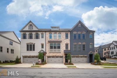 Brookhaven Condo/Townhouse For Sale: 2506 Skyland Dr #17