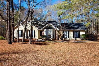 Sharpsburg Single Family Home Under Contract: 80 Creek Trl