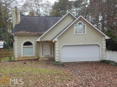 Smyrna Single Family Home For Sale: 398 Smyrna Powder Springs Rd