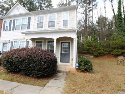 Norcross Condo/Townhouse Under Contract: 893 Redwood Dr