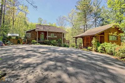 Rabun County Single Family Home For Sale: 53 Fawn Ln