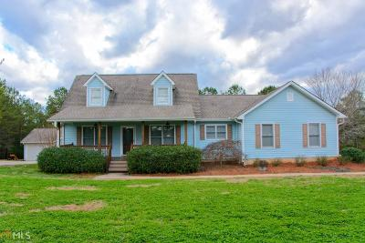 Douglasville Single Family Home Under Contract: 8333 Wilson Rd