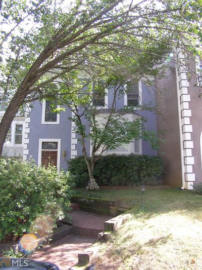 Duluth Condo/Townhouse For Sale: 3711 Meeting St