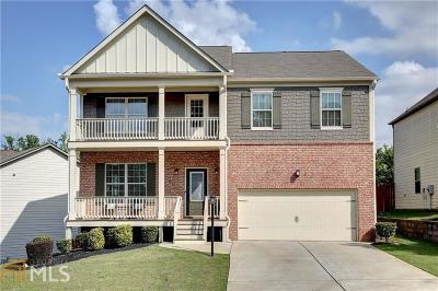 Acworth Single Family Home For Sale: 805 Harrison Dr