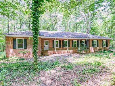Griffin Single Family Home New: 2679 Jackson Rd