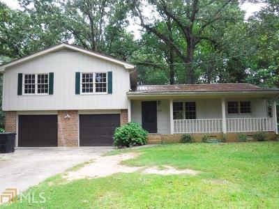 Dacula Single Family Home For Sale: 2559 Majestic Cir