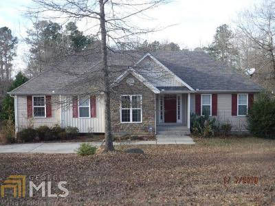 Lagrange Single Family Home Under Contract: 124 Big Springs Mountville Rd