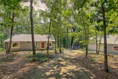 Hiawassee Single Family Home Under Contract: 754 Windjammer Spur #9