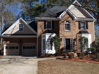 Powder Springs Single Family Home New: 3375 Trailside Ct