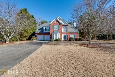 Alpharetta Single Family Home For Sale: 425 Sailmaker Cir