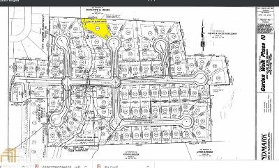 McDonough Residential Lots & Land New: 701 Denise Ct