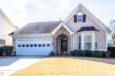 Newnan Single Family Home Under Contract: 32 Hampshire Ln