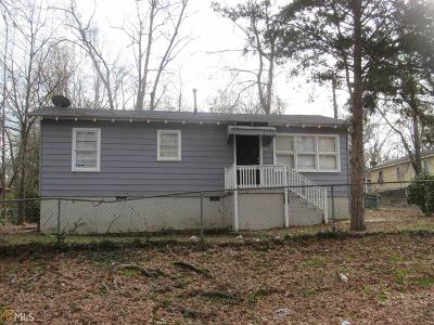 Griffin Single Family Home New: 138 Realty St