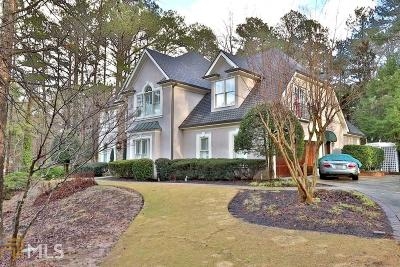 Alpharetta Single Family Home New: 135 Bay Colt Rd
