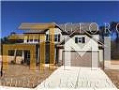 Hoschton Single Family Home New: 1429 Washington Rose Ave