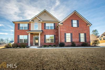 Grayson Single Family Home New: 412 Oatgrass Dr