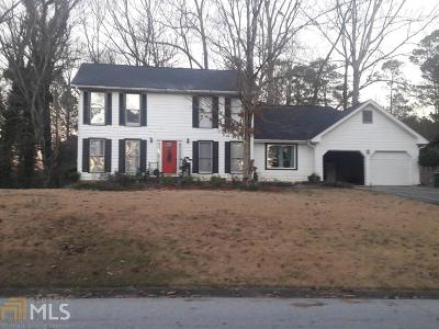 Stone Mountain Single Family Home For Sale: 5396 Sandy Stream Dr #SD 1