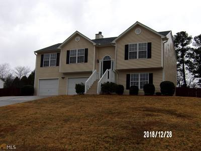 Winder Single Family Home New: 470 Valley Trce