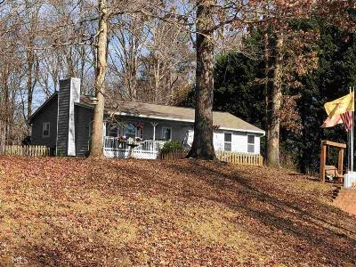 Douglasville Single Family Home Under Contract: 4040 Willow Ridge