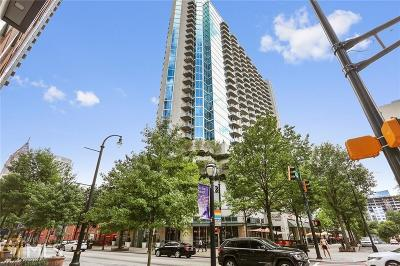 Spire Condo/Townhouse Under Contract: 860 Peachtree St #1712