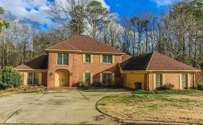 Fayetteville Single Family Home Under Contract: 530 Hawthorne Dr
