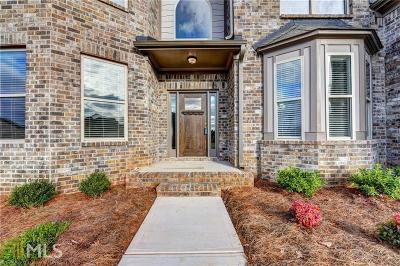 Buford Single Family Home Under Contract: 3978 Two Bridge Dr #45