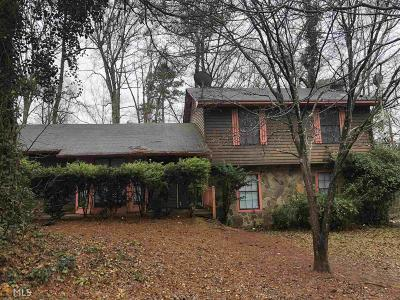 Lithonia Single Family Home For Sale: 5658 St Thomas Dr