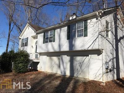 Buford Single Family Home Under Contract: 152 Maddox Rd #A