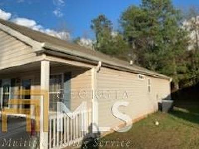 Griffin Single Family Home New: 1694 Hallmark Hills Dr