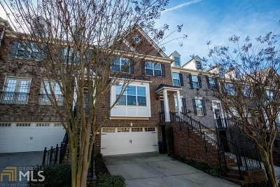 Roswell Condo/Townhouse New: 2012 Manchester Way #37