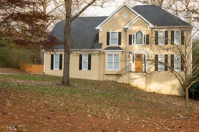 Snellville Single Family Home For Sale: 4940 Wynship Ln