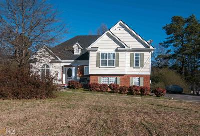 Douglasville Single Family Home New: 3990 Spivey
