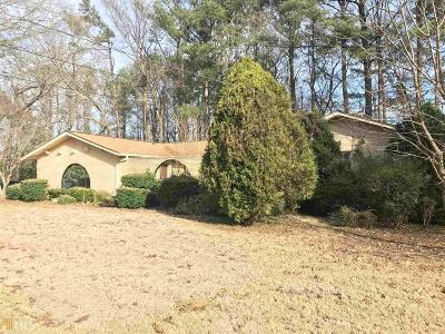 Fayetteville Single Family Home For Sale: 357 Plantation Cir