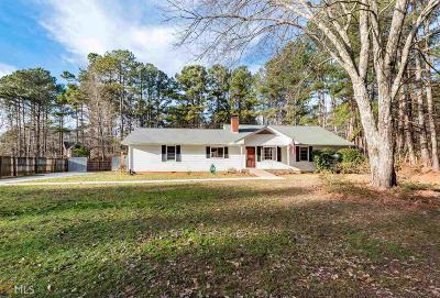 Alpharetta Single Family Home For Sale: 451 Old Brown Rd