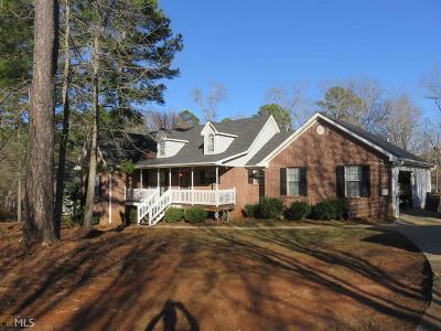 McDonough Single Family Home Under Contract: 127 Alexander Dr