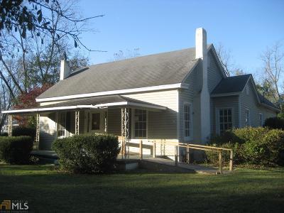 Milner Single Family Home New: 102 Garden Cir